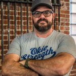 Jake Crandall Okie CrossFit Gym Website Design By Siteplicity